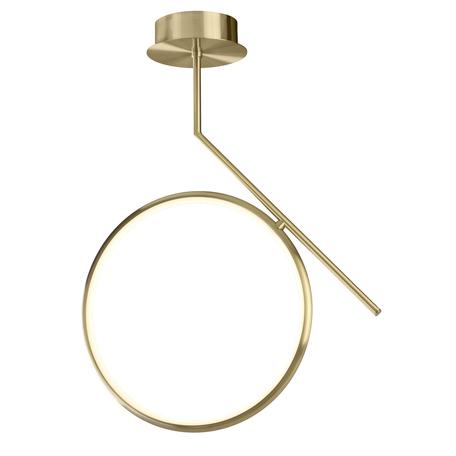 Потолочный светильник Mantra Olimpia 6583, матовое золото, белый, металл, пластик