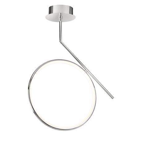 Потолочный светильник Mantra Olimpia 6593, хром, белый с хромом, металл, пластик