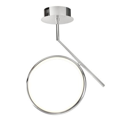 Потолочный светильник Mantra Olimpia 6594, хром, белый, металл, пластик