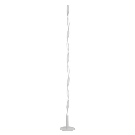 Торшер Mantra Madagascar 6575, белый, металл, пластик