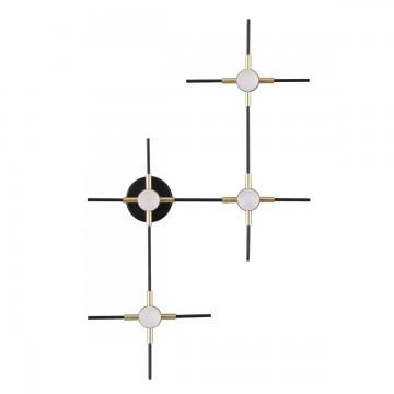 Настенный светодиодный светильник Odeon Light Costella 3906/14WL 4000K (дневной) - миниатюра 2