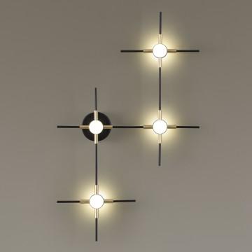 Настенный светодиодный светильник Odeon Light Costella 3906/14WL 4000K (дневной) - миниатюра 4