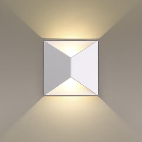 Настенный светодиодный светильник Odeon Light Tibro 3909/10WL, IP65, LED 10W 3500K 800lm