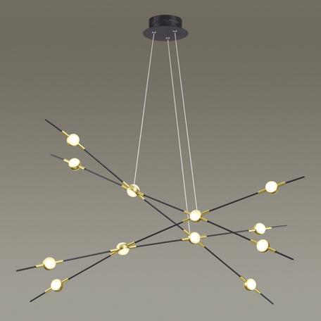 Подвесная светодиодная люстра Odeon Light Costella 3906/48L 4000K (дневной)