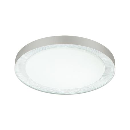 Потолочный светодиодный светильник с пультом ДУ Sonex Asuno 3031/DL, IP43, LED 48W 340036503800lm, белый, металл, пластик
