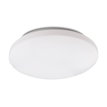 Потолочный светодиодный светильник с пультом ДУ Mantra Zero Smart 5948, LED 40W 3000-5000K 2400lm CRI80, серебро, белый, металл, пластик