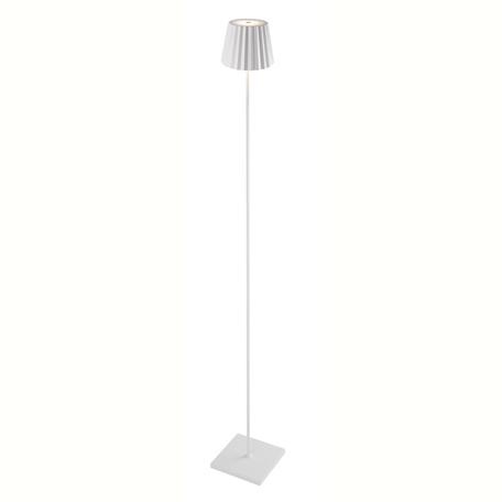 Садовый светодиодный светильник Mantra K2 7100, IP54, LED 2,2W 3000K 188lm CRI80, белый, металл