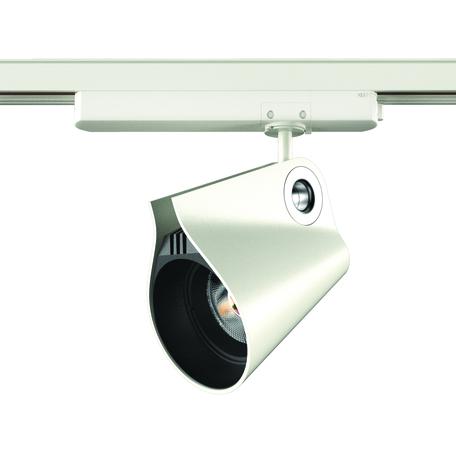 Светодиодный светильник Mantra Ipsilon 7316, LED 35W 4000K 3850lm CRI90, белый, металл
