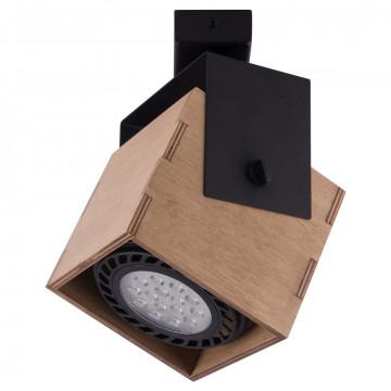 Потолочный светильник с регулировкой направления света Nowodvorski Wezen 9037