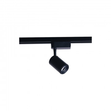 Светодиодный светильник с регулировкой направления света Nowodvorski Profile Iris 8998, LED 7W 4000K 420lm, черный, металл