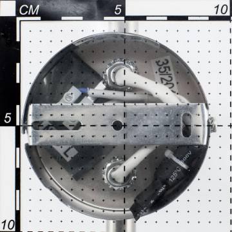 Схема с размерами Citilux CL506544