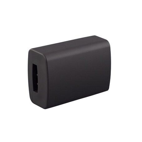 Соединитель для гибкого токопровода Citilux Классик 560.41.5, венге, металл