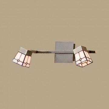 Потолочный светильник с регулировкой направления света Citilux Готика CL512523, 2xG9x40W, бронза, белый, металл, стекло - миниатюра 3