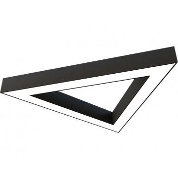Svetholl Глоу 7924, IP40, черный, черно-белый, металл с пластиком
