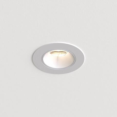 Встраиваемый светодиодный светильник Astro Proform 1423003, LED 11,9W 3000K 1188lm CRI90, белый, металл