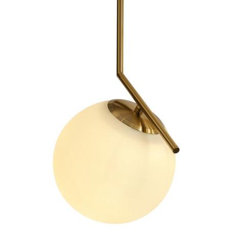 Подвесной светильник L'Arte Luce Luxury IC Lights L33263, 1xE27x40W, металл, стекло