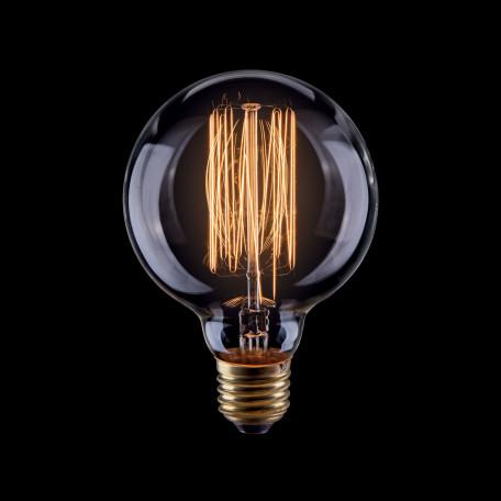 Лампа накаливания Voltega VG6-G95A1-40W 5922 шар E27 40W, 2200K (теплый)
