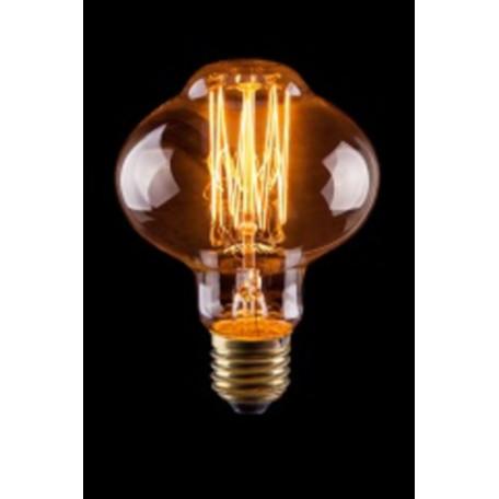 Лампа накаливания Voltega Loft 6487 Bomb85 E27 60W, 2200K (теплый) 220V, гарантия 3 года