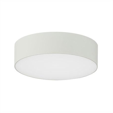 Потолочный светодиодный светильник Citilux Тао CL712120N, LED 12W 4000K 1080lm, белый, пластик