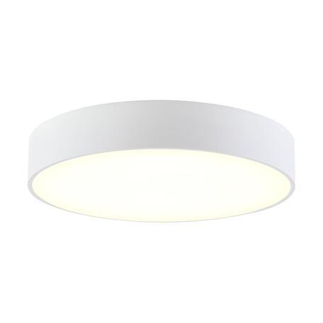 Потолочный светодиодный светильник Citilux Тао CL712240N, LED 24W 4000K 2160lm, белый, пластик
