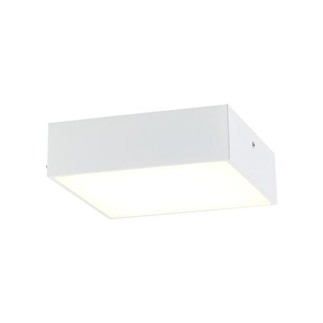 Потолочный светодиодный светильник Citilux Тао CL712X120N, LED 12W 4000K 1080lm, белый, пластик