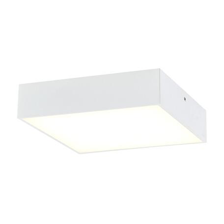 Потолочный светодиодный светильник Citilux Тао CL712X180N, LED 18W 4000K 1620lm, белый, пластик