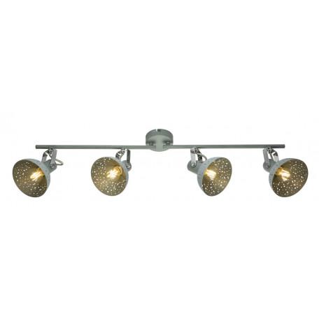 Потолочный светильник с регулировкой направления света Globo Fabian 54653-4, 4xE14x25W, металл