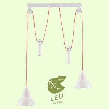 Подвесной светильник Lussole Loft Tanaina GRLSP-8129