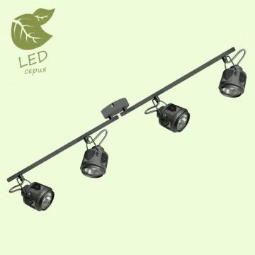 Потолочный светильник с регулировкой направления света Lussole Loft Haines GRLSP-8047