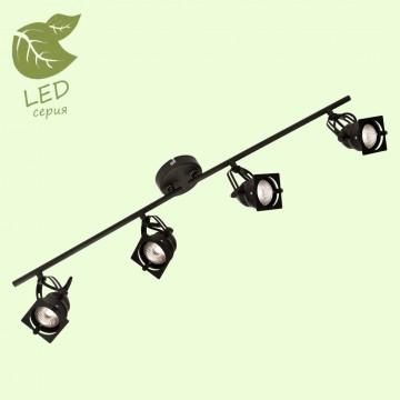 Потолочный светильник с регулировкой направления света Lussole Loft Denver GRLSP-9119