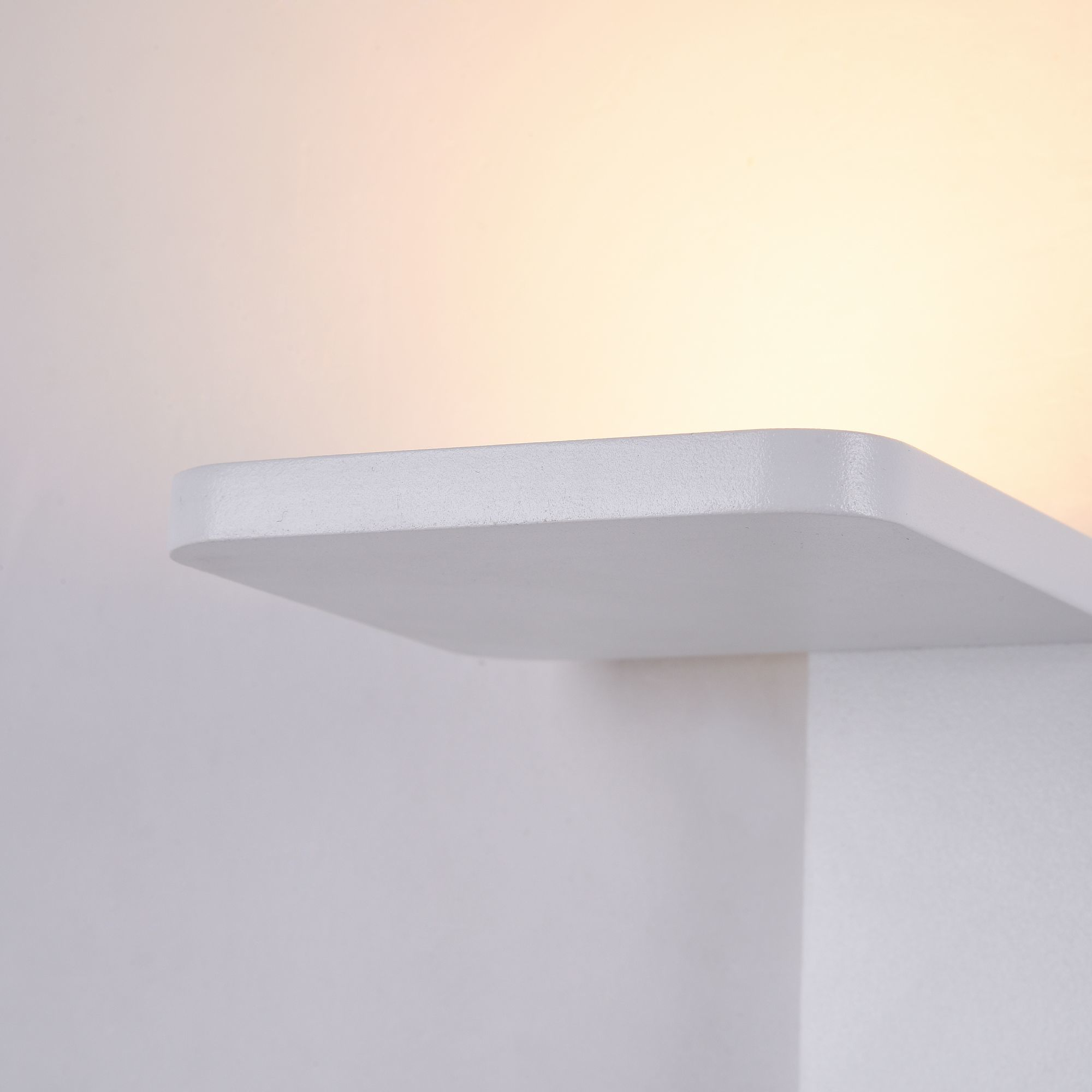 Настенный светодиодный светильник Maytoni Trame C807WL-L7W, LED SMD 2835 7W 3000K 350lm CRI84, белый, металл, стекло - фото 7