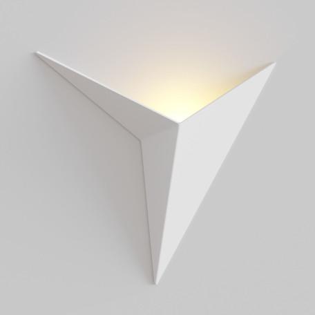 Настенный светодиодный светильник Maytoni Trame C808WL-L3W, LED 3W 3000K 150lm CRI82, белый, металл, стекло