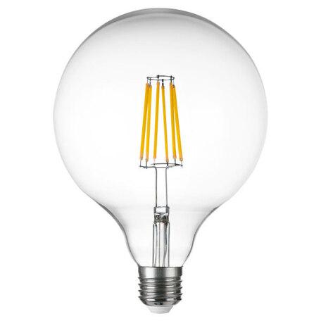 Филаментная светодиодная лампа Lightstar LED 933202 G125 E27 10W 3000K (теплый)