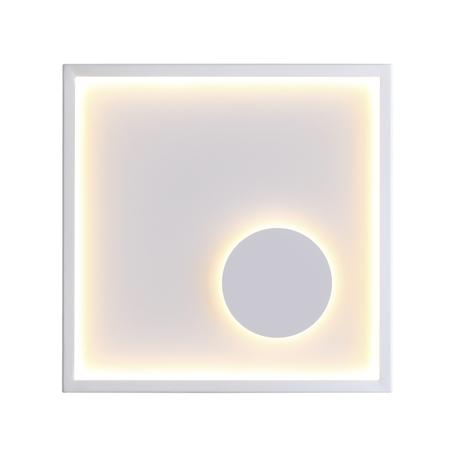 Настенный светодиодный светильник Odeon Light Espero 3867/38WL, LED 38W, 3000K (теплый), белый, металл