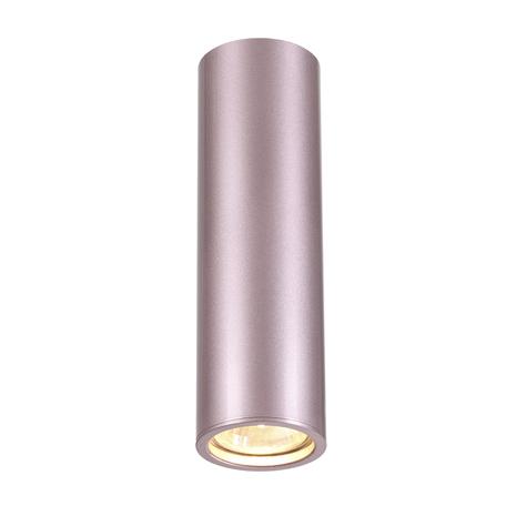 Потолочно-подвесной светильник Odeon Light Vincere 3829/1C, 1xGU10x50W, розовый, металл