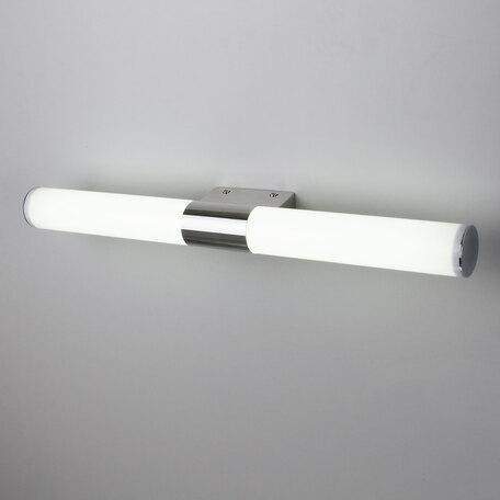 Настенный светодиодный светильник Elektrostandard Venta Neo a039169, LED 12W 4000K 680lm, хром, белый, металл, пластик