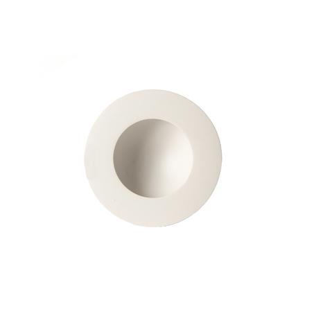 Встраиваемый светильник Mantra Cabrera C0042, белый, металл