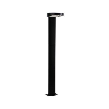 Садово-парковый светодиодный светильник Paulmann Solar Ryse 94249, IP44, LED 1,2W, черный, металл, пластик