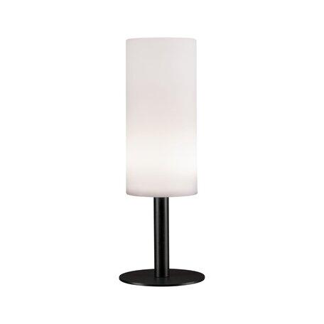 Садовый светодиодный светильник Paulmann Mobile Pipe 94221, IP44, LED 1W, черный, белый, металл, пластик