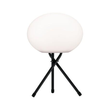Садовый светодиодный светильник Paulmann Mobile Accu Trivet 94223, IP44, LED, черный, белый