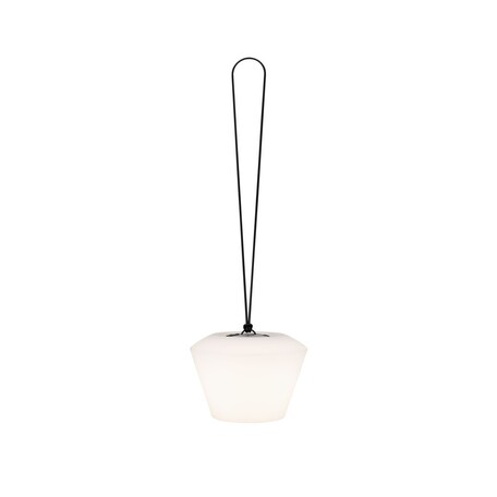Садовый светодиодный светильник Paulmann Mobile Companion 94217, IP65, LED 1,5W, белый, пластик
