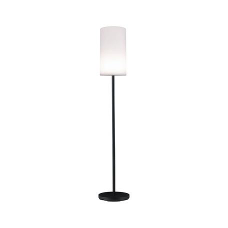 Садовый светодиодный светильник Paulmann Mobile Pipe 94220, IP44, LED 2W, черный, белый, металл, пластик