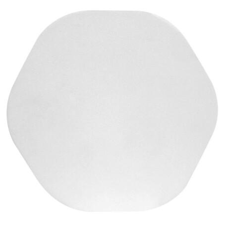 Настенный светильник Mantra Bora Bora C0106, белый, металл, пластик