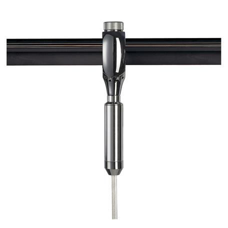 Крепление-адаптер для монтажа светильника на гибкий токопровод SLV EASYTEC® II 185294, хром