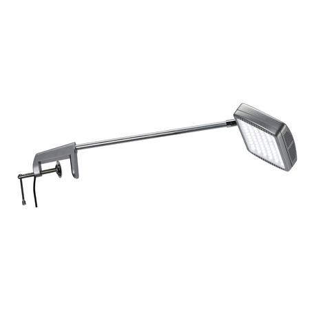 Мебельный светодиодный светильник SLV LED DISPLAY 170401, LED 4000K, серый