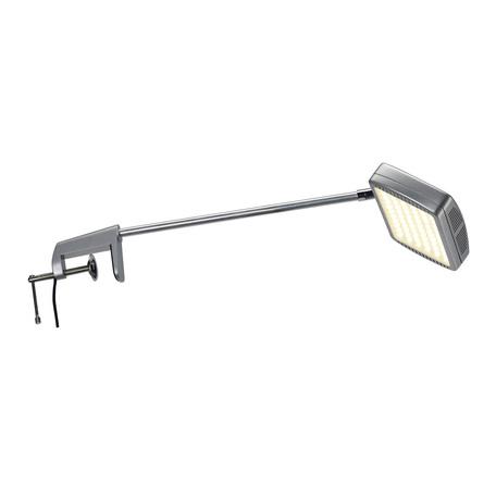 Мебельный светодиодный светильник SLV LED DISPLAY 170402, LED 3000K, серый