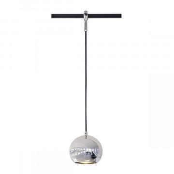 Подвесной светильник для гибкой системы SLV EASYTEC II®, LIGHT EYE® 150 PD 185592, 1xGU10x75W, хром