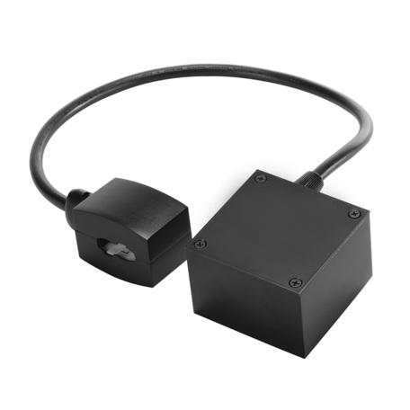 Подвод питания для гибкой системы освещения SLV EASYTEC® II 184004, черный, металл