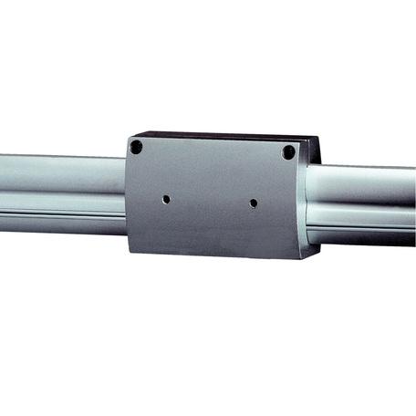 Прямой соединитель для гибкого токопровода SLV EASYTEC® II 184032, серебро