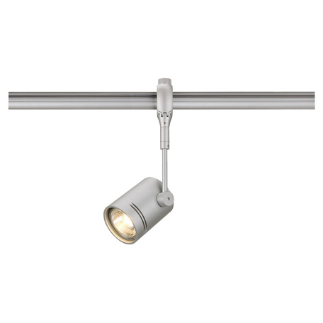 Светильник с регулировкой направления света для гибкой системы SLV EASYTEC II®, BIMA 184452, 1xGU10x50W, серый, металл
